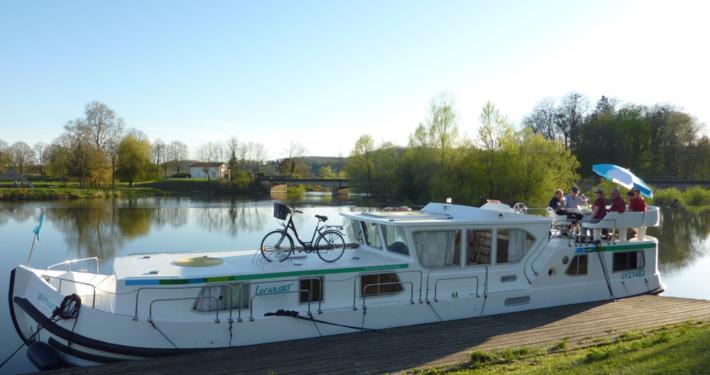 Hausboot Penichette 1500 FB mit Aussendeck