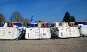 Tarpon Hausboote im Elsass