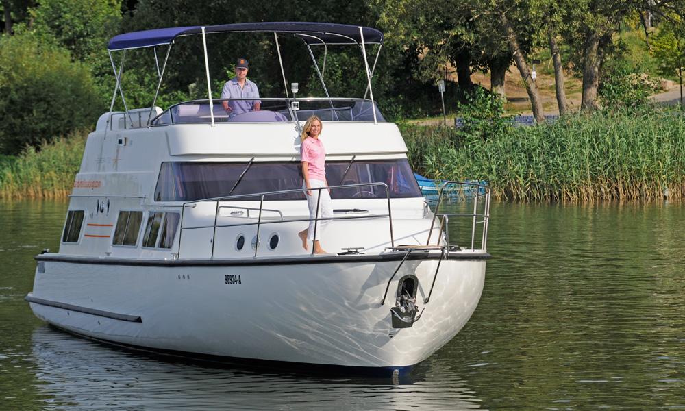 Hausboot mieten Europa 700