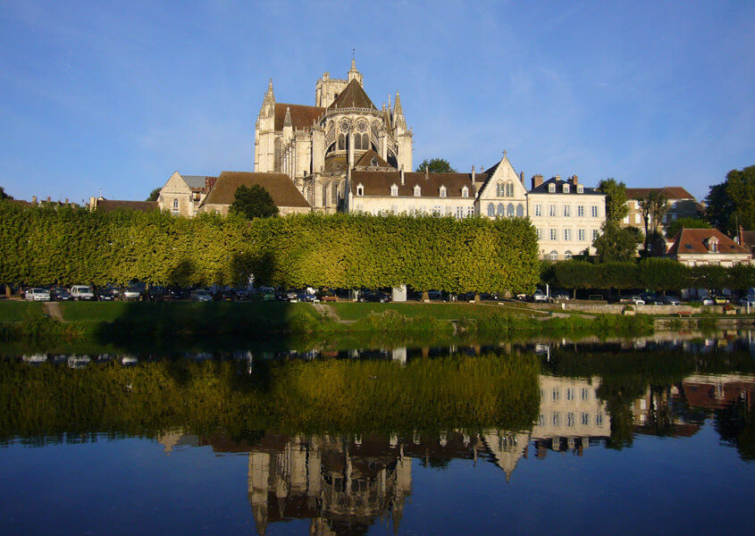 Hausboot fahren Frankreich Dole