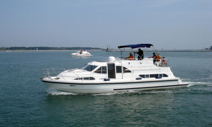 Hausboot mieten Europa 400