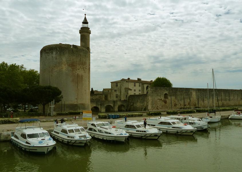 Hausboot Camargue Aigues Mortes