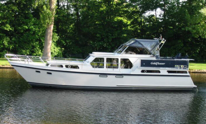 Hausboot Goldflower Elite Friesland