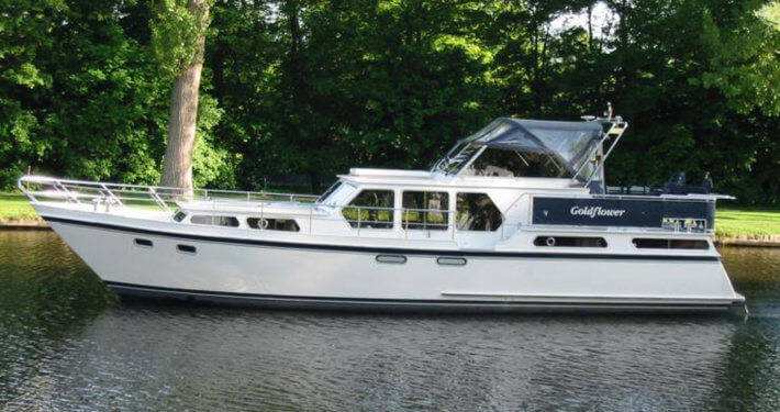 Hausboot Goldflower Elite Friesland