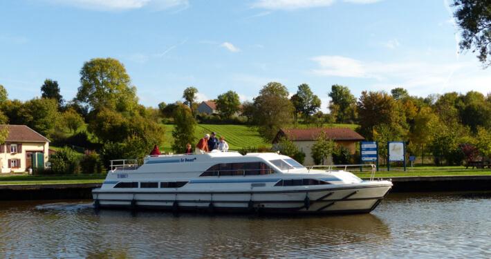 Hausboot mieten Grand Classique