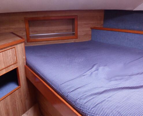 Hausboot mieten Grand Classique Schlafkabine