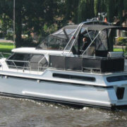 Hausboot Iris mit 1 Kabine in Holland
