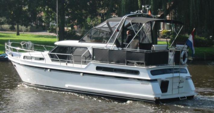 Hausboot Iris mit 1 Kabine in Holland