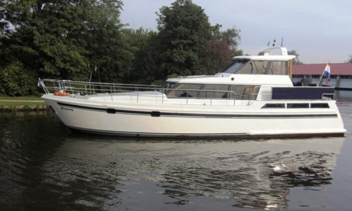 Hausboot Kimberly in Holland