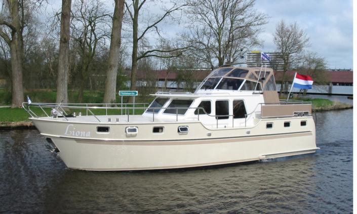 Hausboot Liona Elite Holland