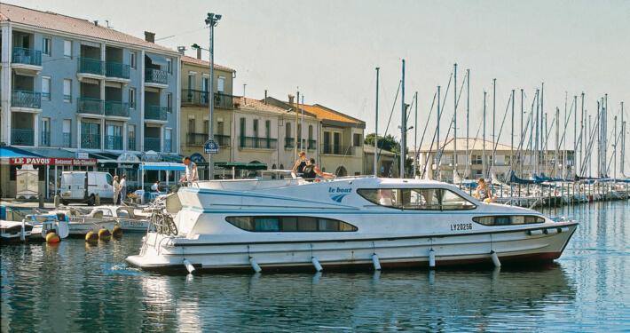 Hausboot mieten Magnifique