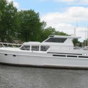 Hausboot Maurice Elite in Friesland