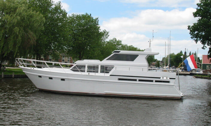 Hausboot Maurice Elite in Friesland