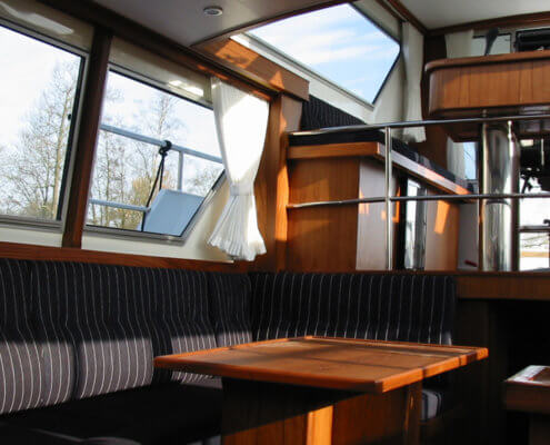 Hausboot Maurice Elite Wohnraum