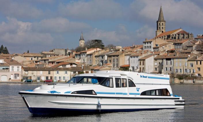 Hausboot mieten Mystique in Europa