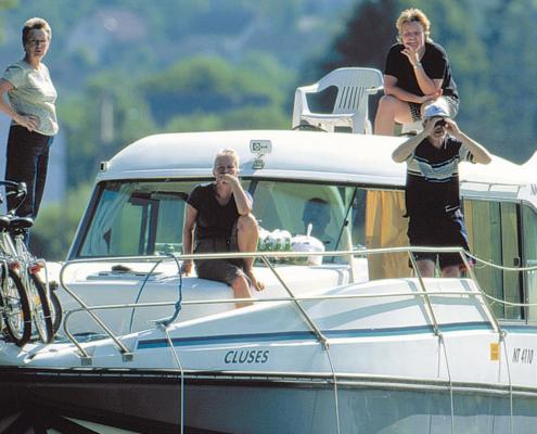 Hausboot Nicols 1350