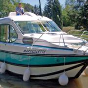 Hausboot Nicols Duo Aussenansicht