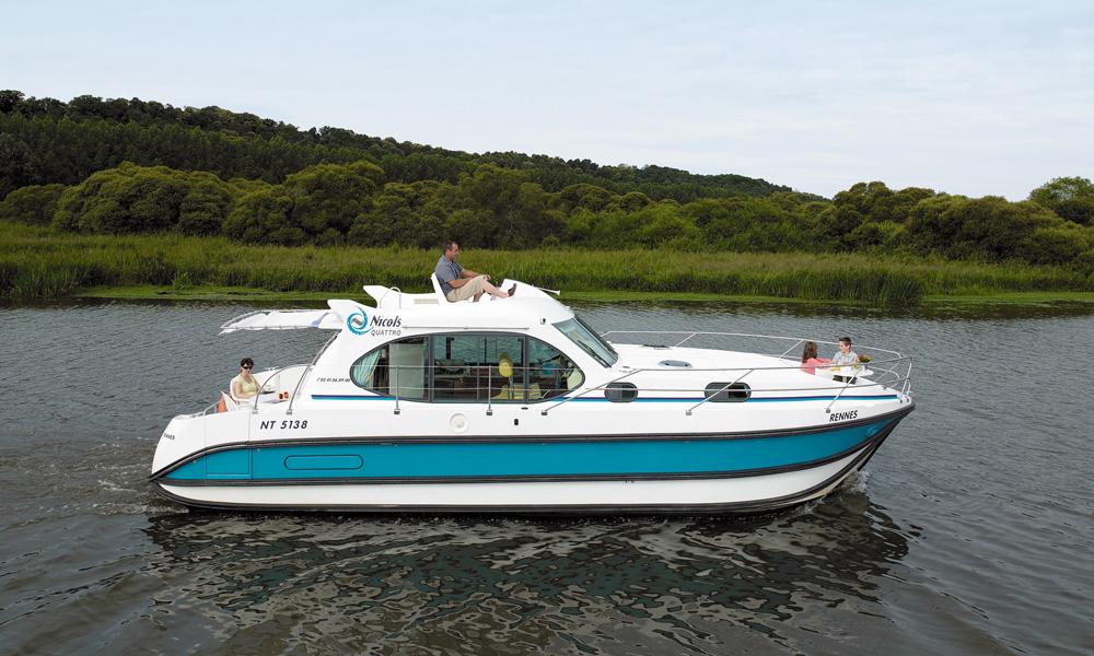 Hausboot Nicols Quattro
