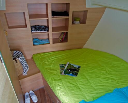 Kabine mit Doppelbett Nicols Primo