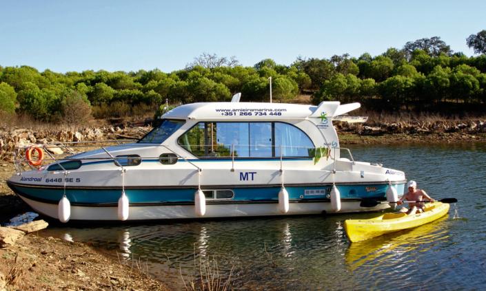 Hausboot Nicols 1010