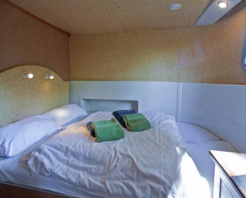 Hausboot mieten Penichette 1180FB Kabine mit Doppelbett