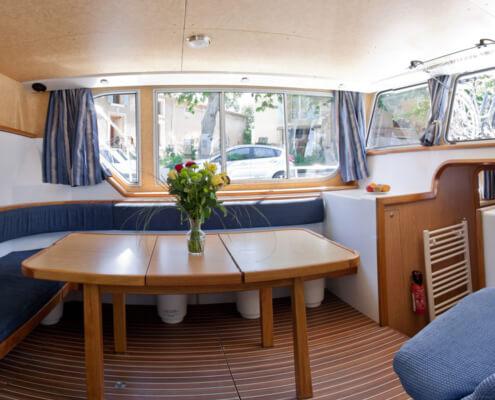 Hausboot mieten Penichette 1180FB Wohnraum