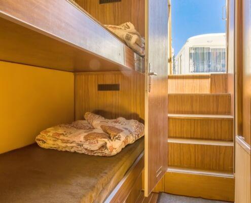 Hausboot Penichette 1400 FB Kabine mit Stockbett