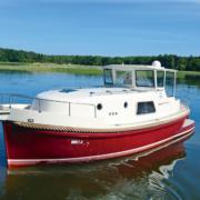 Hausboot Riverboat 1122 Mecklenburgische Seenplatte
