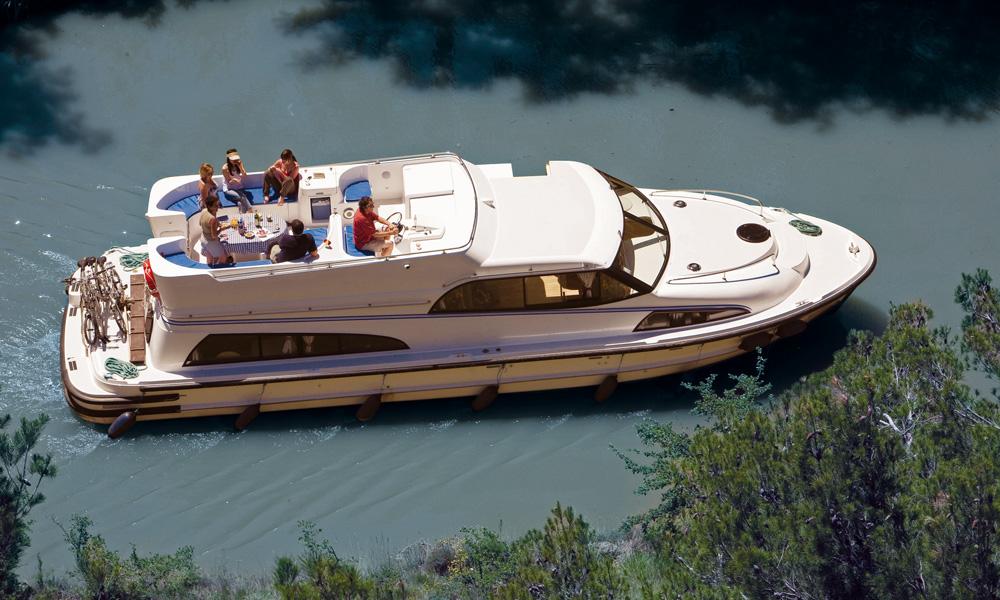 Hausboot mieten Royal Mystique