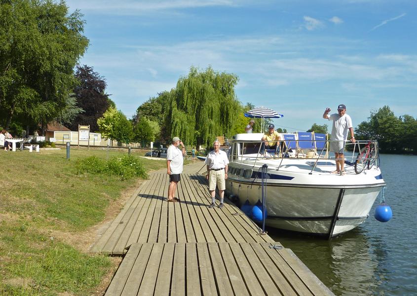 Hausboot Tarpon in Scey-sur-Saône