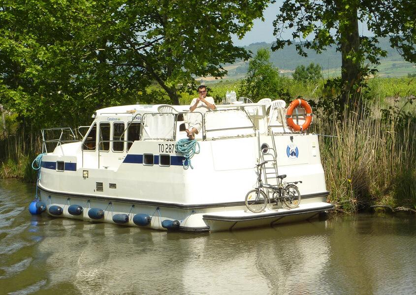 Hausboot mieten Tarpon 32