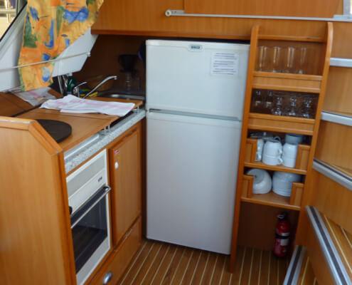 Tarpon 37 DP Küche