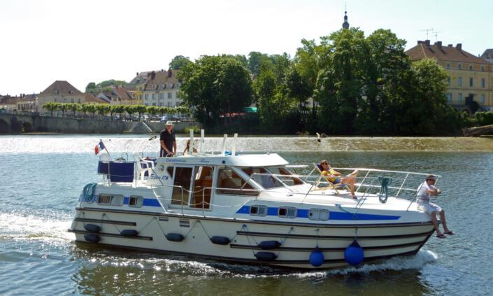 Hausboot mieten Tarpon 37 N in Frankreich