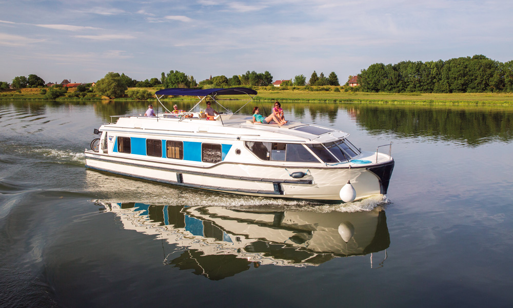 Hausboot Vision 4