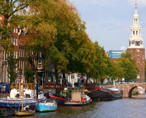 Hausboot mieten Amsterdam Hausbooturlaub Amsterdam