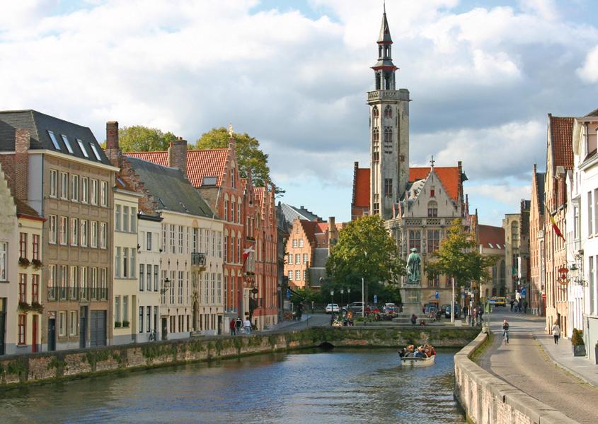 Hausbootfahren in Belgien