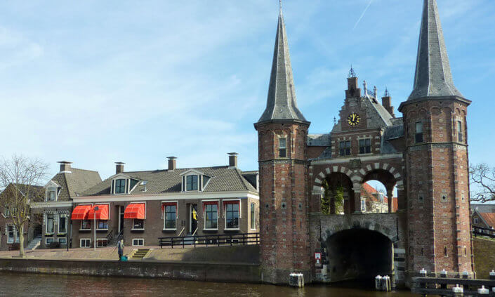 Hausbootrevier Friesland - Sneek