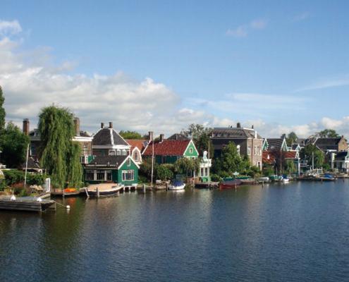 Hausbootregion Holland