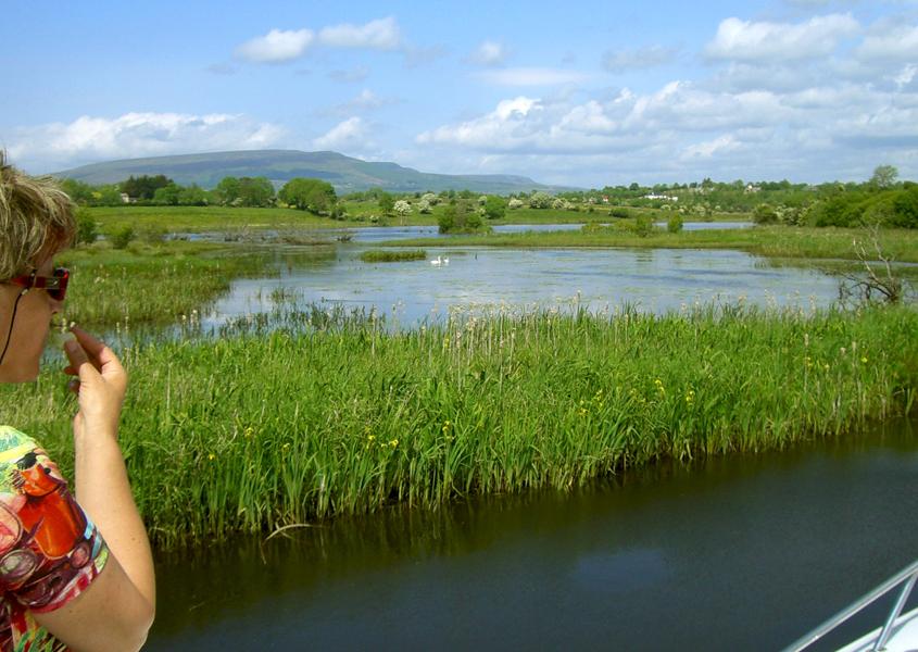 Hausboot Irland Shannon Erne Waterway