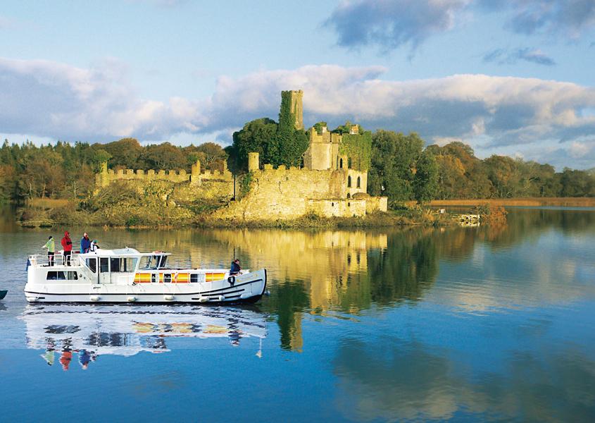 Hausboot mieten Irland mit Locabat