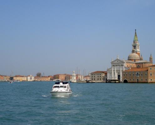 Hausboot mieten in Italien Venedig