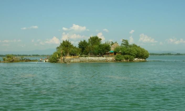 Hausbooturlaub Lagune Grado Marano
