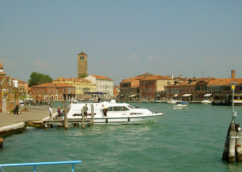 Hausboot Italien Murano
