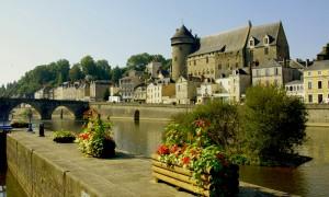 Hausboot fahren Mayenne