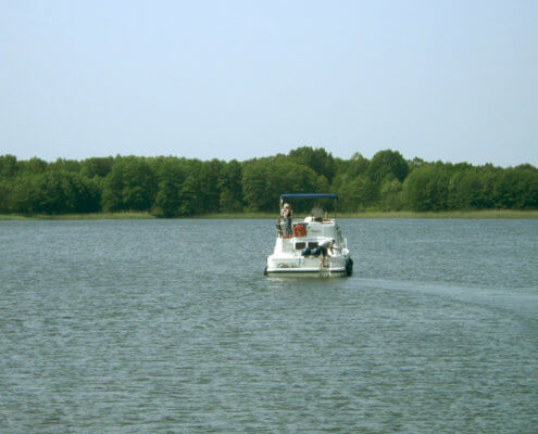 Hausboot Europa in Mecklenburgische Seenplatte