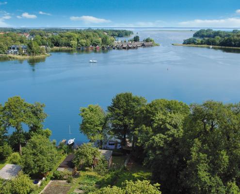 Hausboot mieten Deutschland Mecklenburgische Seenplatte