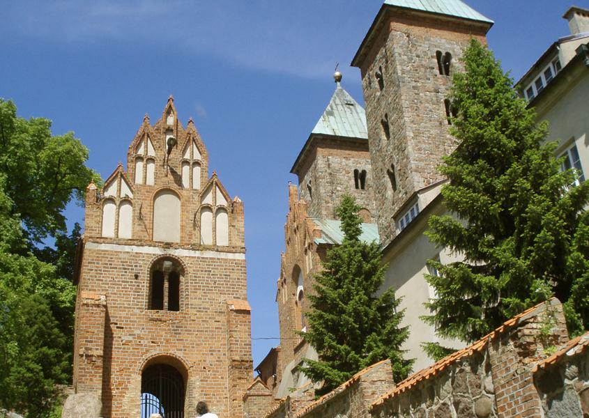 Sehenswerte Städte rund um Danzig