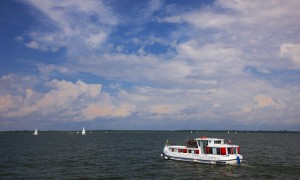 Hausboot Penichette in den Masuren