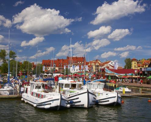 Hausboot Polen Locaboat Mikolajki
