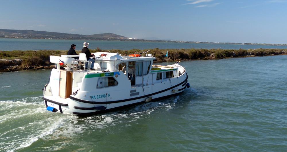 Hausboot mieten führerscheinfrei Canal du Midi